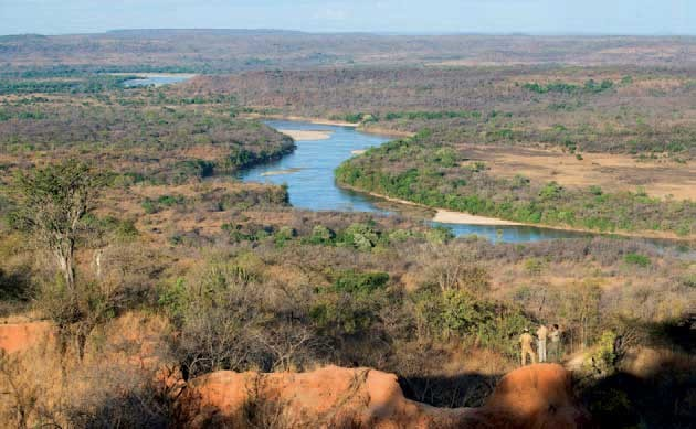Selous Game Reserve Tours